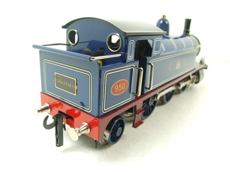 "Darstaed O Gauge CR ""Caledonian Railway"" Blue 2-6-2 Tank Loco R/N 950 Electric 3 Rail Boxed image 12"