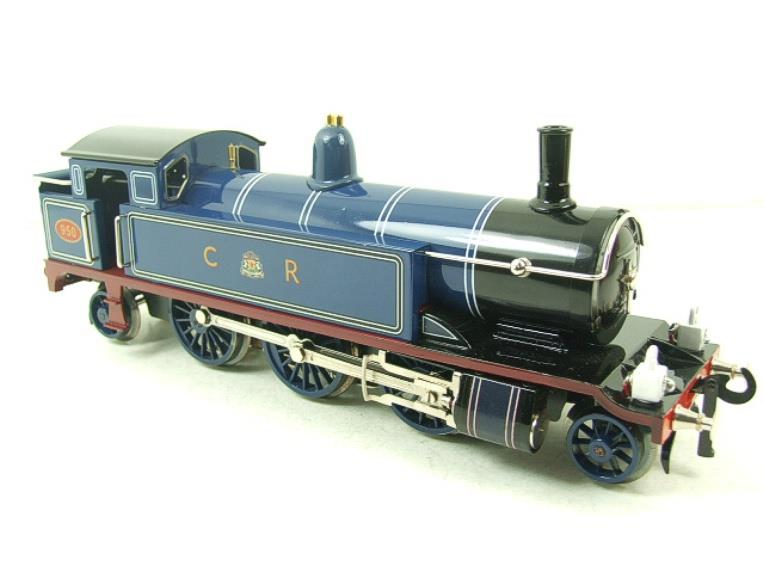"Darstaed O Gauge CR ""Caledonian Railway"" Blue 2-6-2 Tank Loco R/N 950 Electric 3 Rail Boxed image 13"