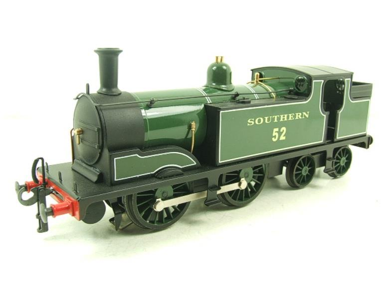 Ace Trains O Gauge E24B Southern Maunsell Green M7 Tank Loco 0-4-4 R/N 52 Electric 2/3 Rail Boxed image 11