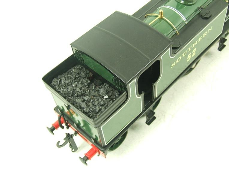 Ace Trains O Gauge E24B Southern Maunsell Green M7 Tank Loco 0-4-4 R/N 52 Electric 2/3 Rail Boxed image 12
