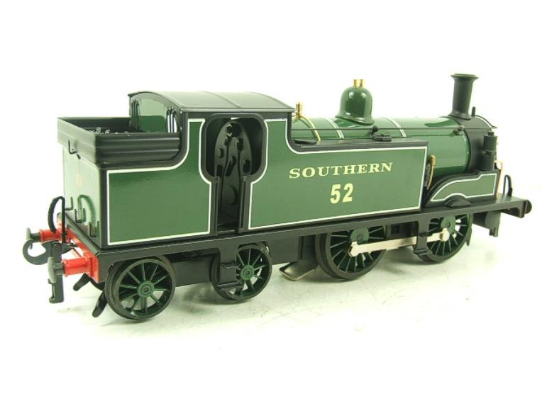 Ace Trains O Gauge E24B Southern Maunsell Green M7 Tank Loco 0-4-4 R/N 52 Electric 2/3 Rail Boxed image 13