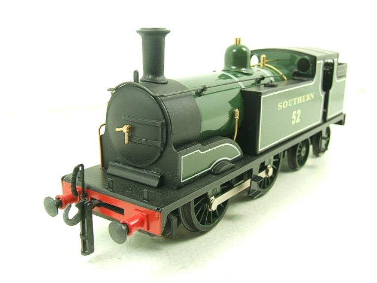 Ace Trains O Gauge E24B Southern Maunsell Green M7 Tank Loco 0-4-4 R/N 52 Electric 2/3 Rail Boxed image 14