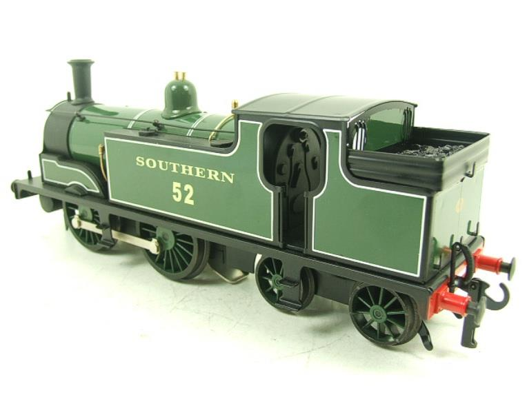 Ace Trains O Gauge E24B Southern Maunsell Green M7 Tank Loco 0-4-4 R/N 52 Electric 2/3 Rail Boxed image 15