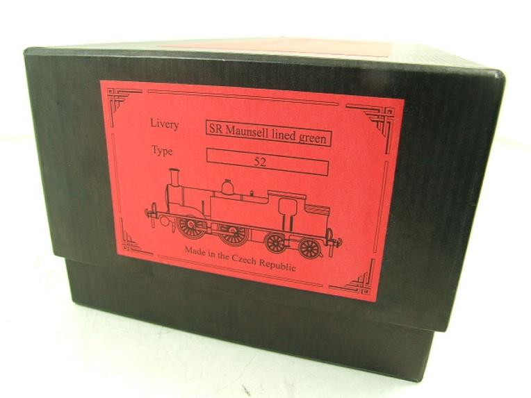Ace Trains O Gauge E24B Southern Maunsell Green M7 Tank Loco 0-4-4 R/N 52 Electric 2/3 Rail Boxed image 18
