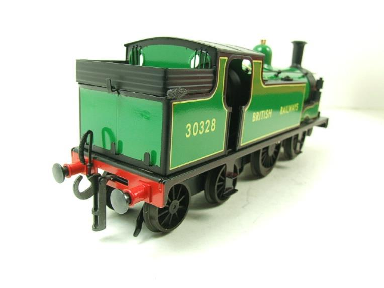 Ace Trains O Gauge E24E M7 Class British Railways Malachite Green Tank Loco R/N 30328 Elec 2/3 Rail image 11