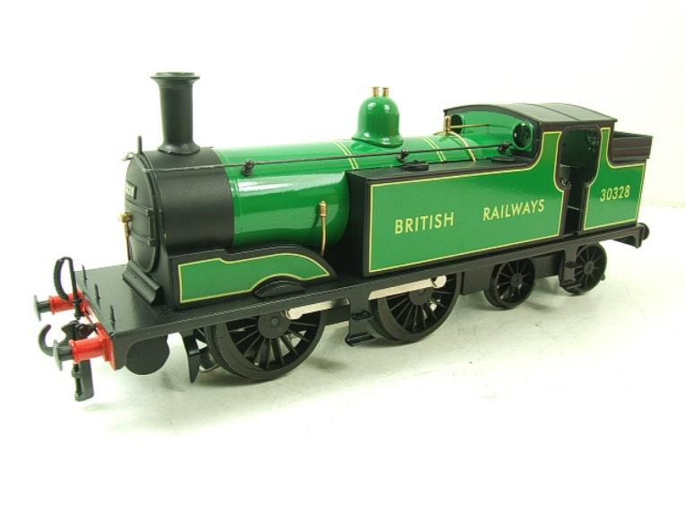 Ace Trains O Gauge E24E M7 Class British Railways Malachite Green Tank Loco R/N 30328 Elec 2/3 Rail image 12