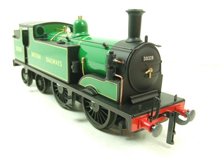 Ace Trains O Gauge E24E M7 Class British Railways Malachite Green Tank Loco R/N 30328 Elec 2/3 Rail image 13
