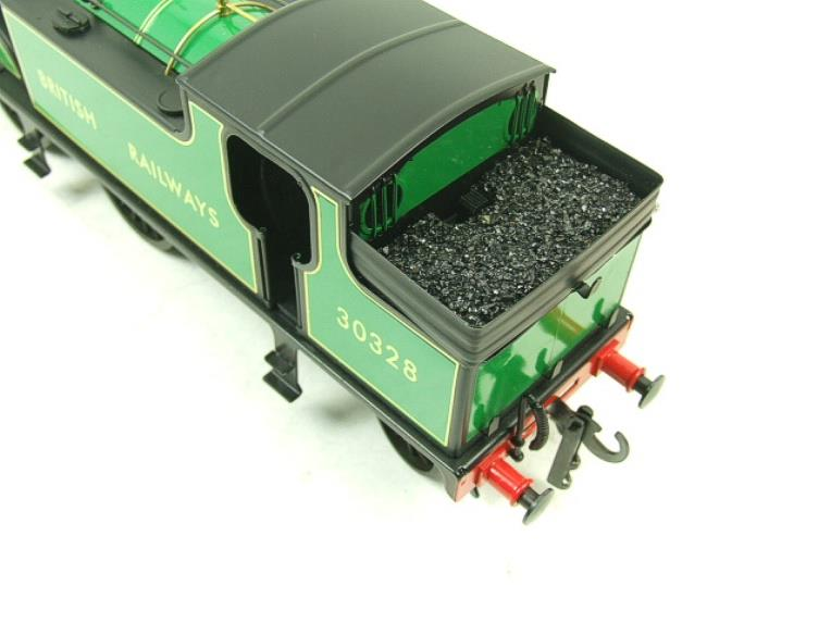 Ace Trains O Gauge E24E M7 Class British Railways Malachite Green Tank Loco R/N 30328 Elec 2/3 Rail image 14