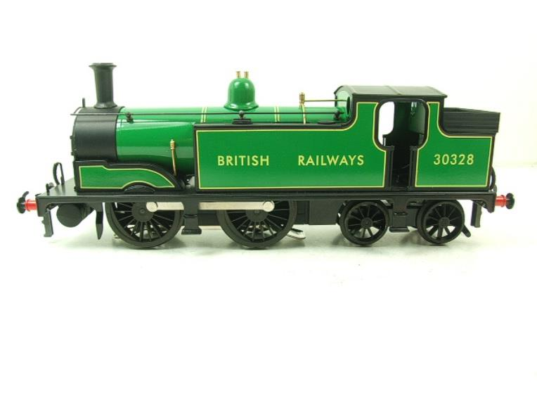 Ace Trains O Gauge E24E M7 Class British Railways Malachite Green Tank Loco R/N 30328 Elec 2/3 Rail image 15