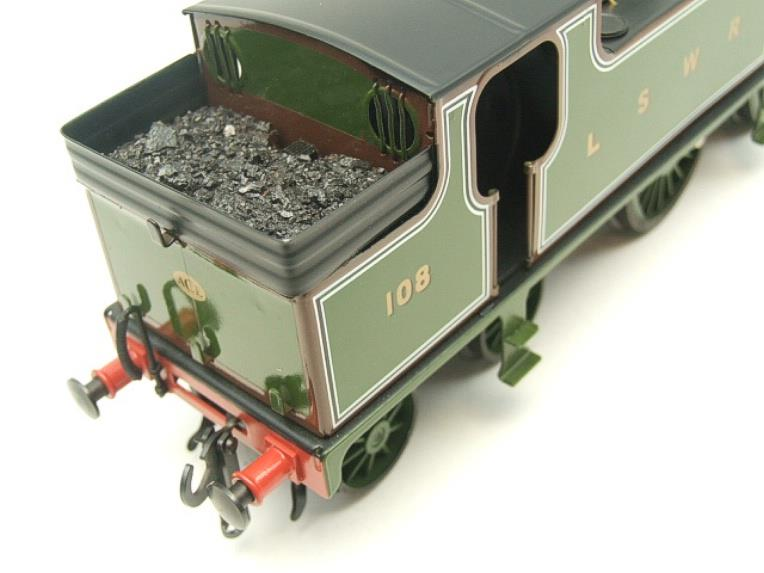 Ace Trains O Gauge E24A M7 Class LSWR Green Tank Loco 0-4-4 R/N 108 Electric 2/3 Rail Boxed image 11