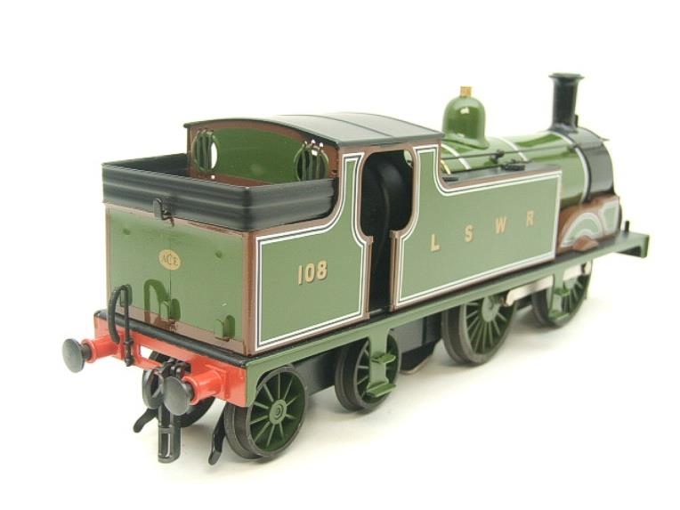 Ace Trains O Gauge E24A M7 Class LSWR Green Tank Loco 0-4-4 R/N 108 Electric 2/3 Rail Boxed image 17