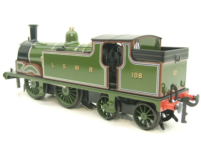 Ace Trains O Gauge E24A M7 Class LSWR Green Tank Loco 0-4-4 R/N 108 Electric 2/3 Rail Boxed image 19