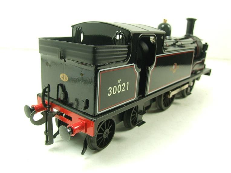 Ace Trains O Gauge E24H Post 56 BR Gloss Black M7 Tank Loco R/N 30021 Electric 2/3 Rail Bxd image 11