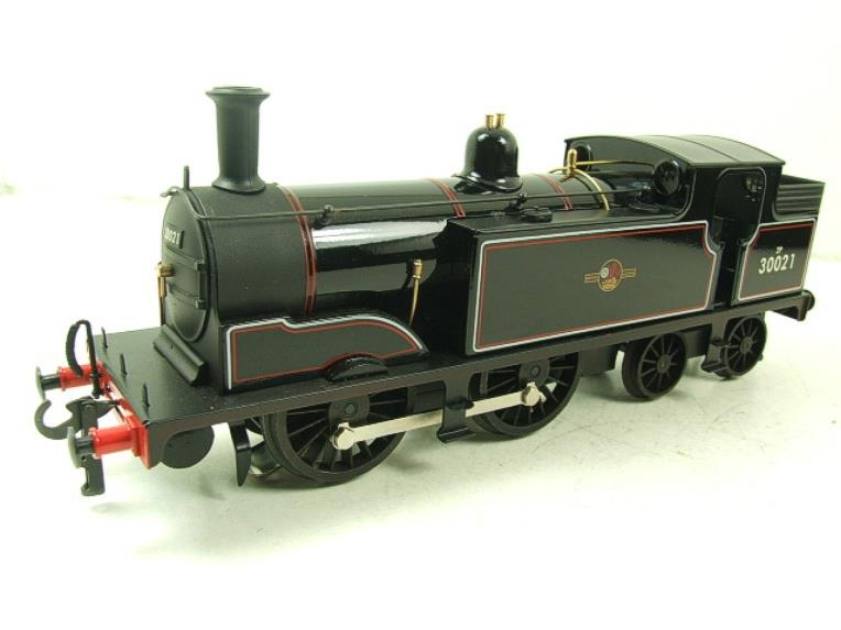 Ace Trains O Gauge E24H Post 56 BR Gloss Black M7 Tank Loco R/N 30021 Electric 2/3 Rail Bxd image 12