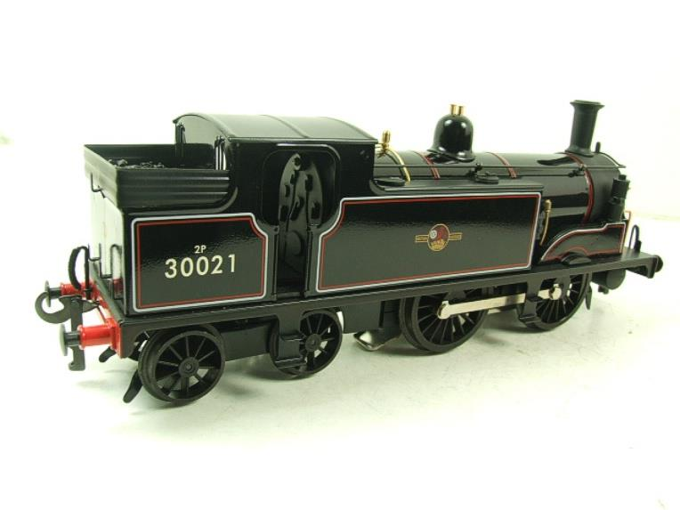 Ace Trains O Gauge E24H Post 56 BR Gloss Black M7 Tank Loco R/N 30021 Electric 2/3 Rail Bxd image 13