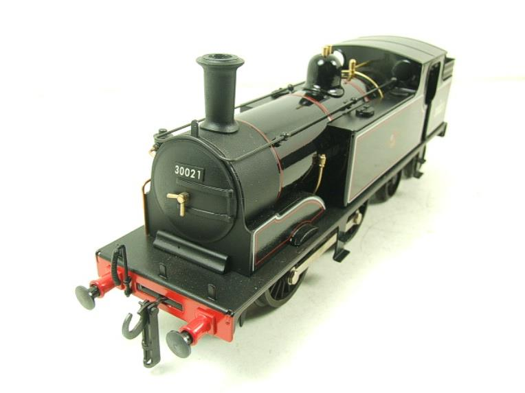 Ace Trains O Gauge E24H Post 56 BR Gloss Black M7 Tank Loco R/N 30021 Electric 2/3 Rail Bxd image 14