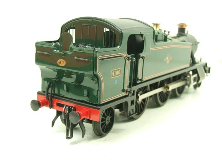 Ace Trains O Gauge E29G BR Gloss Green 2-6-2 Prairie Tank Loco R/N 4160 Electric 2/3 Rail Bxd image 11