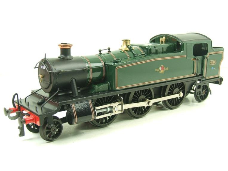 Ace Trains O Gauge E29G BR Gloss Green 2-6-2 Prairie Tank Loco R/N 4160 Electric 2/3 Rail Bxd image 12