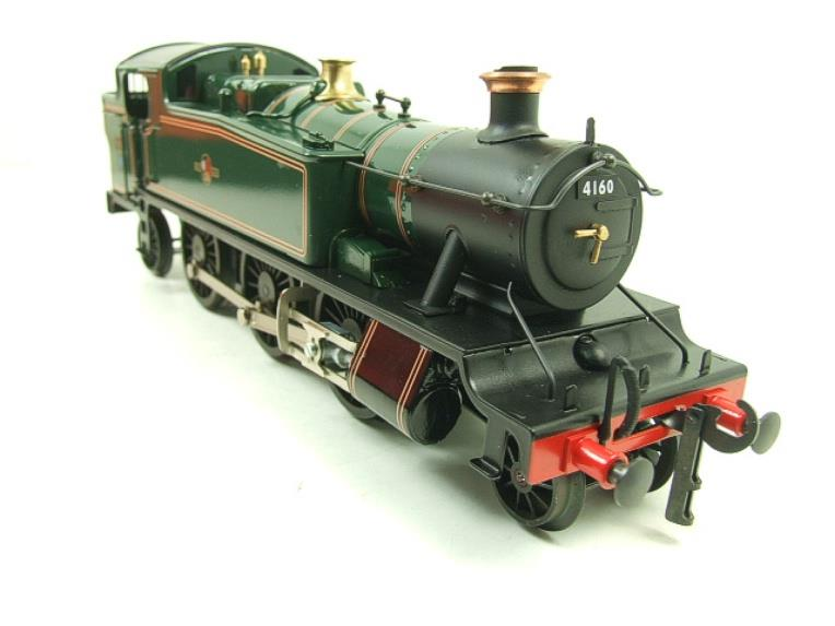 Ace Trains O Gauge E29G BR Gloss Green 2-6-2 Prairie Tank Loco R/N 4160 Electric 2/3 Rail Bxd image 19