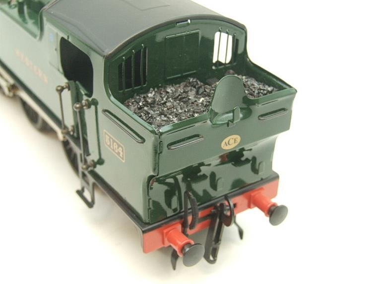 "Ace Trains O Gauge E29A GW ""Great Western"" Green 2-6-2 Prairie Tank Loco R/N 5164 Electric 2/3 Rail image 11"