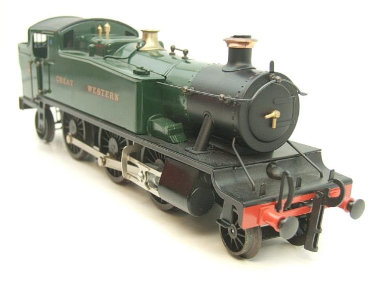 "Ace Trains O Gauge E29A GW ""Great Western"" Green 2-6-2 Prairie Tank Loco R/N 5164 Electric 2/3 Rail image 12"