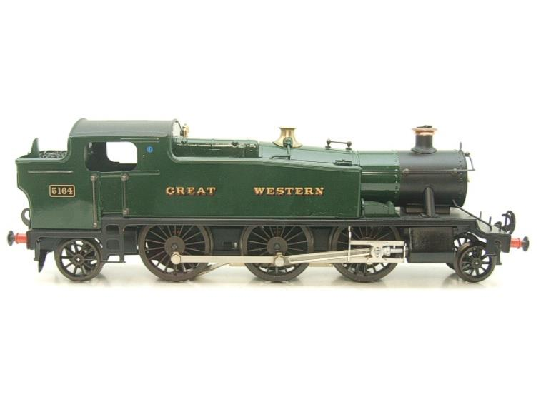 "Ace Trains O Gauge E29A GW ""Great Western"" Green 2-6-2 Prairie Tank Loco R/N 5164 Electric 2/3 Rail image 14"