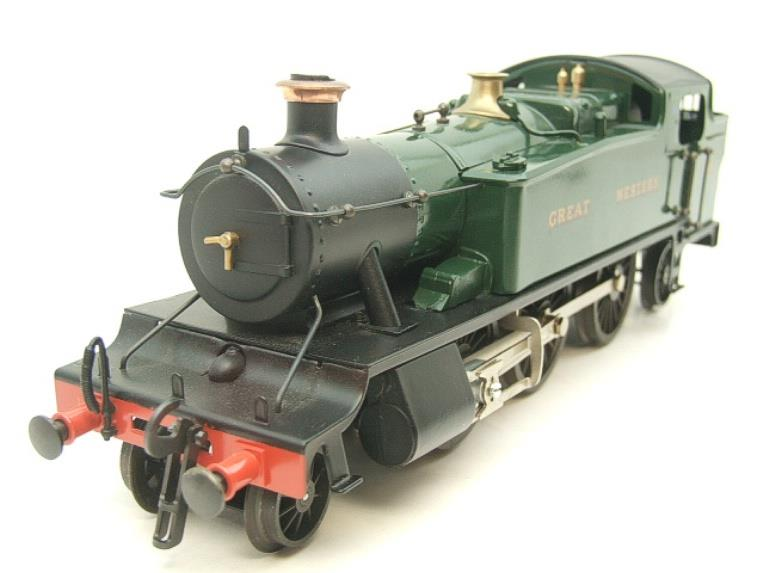 "Ace Trains O Gauge E29A GW ""Great Western"" Green 2-6-2 Prairie Tank Loco R/N 5164 Electric 2/3 Rail image 19"