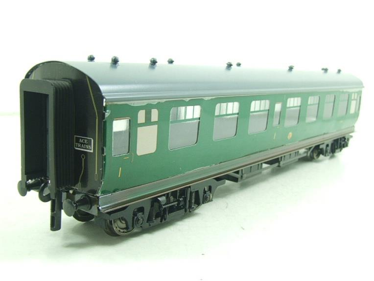 Ace Trains O Gauge C13 BR MK1 SR Southern Green Coaches x3 Set A Boxed 2/3 Rail image 11