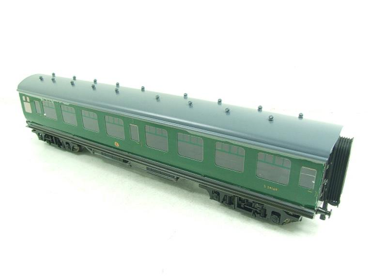 Ace Trains O Gauge C13 BR MK1 SR Southern Green Coaches x3 Set A Boxed 2/3 Rail image 15