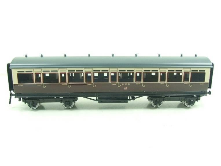 Darstaed O Gauge GWR Corridor Coaches x3 Set 2/3 Rail Bxd Set A image 13