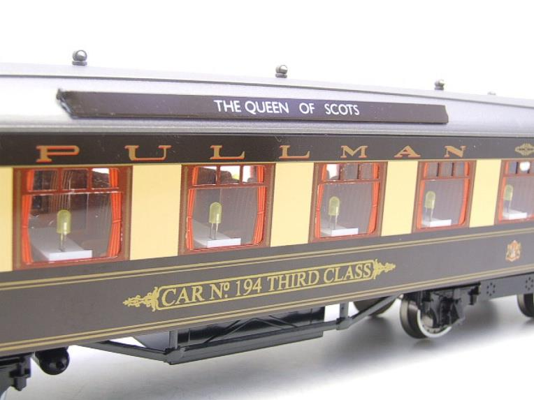 "Darstaed O Gauge Parlour 3rd ""Car No 194 3rd Class""  Pullman Coach image 11"