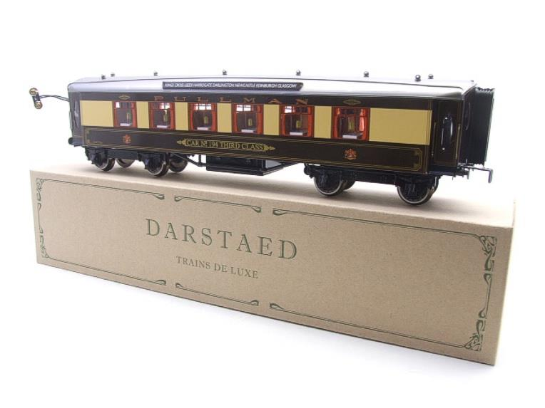 "Darstaed O Gauge Parlour 3rd ""Car No 194 3rd Class""  Pullman Coach image 12"