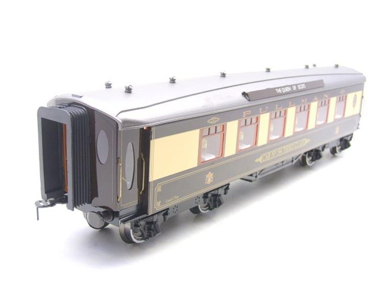 "Darstaed O Gauge Parlour 3rd ""Car No 194 3rd Class""  Pullman Coach image 17"