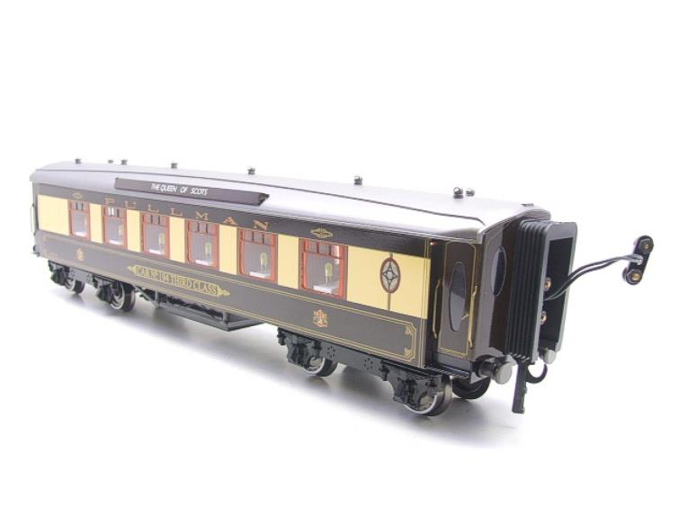 "Darstaed O Gauge Parlour 3rd ""Car No 194 3rd Class""  Pullman Coach image 18"