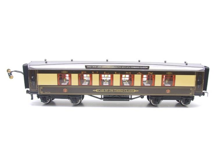 "Darstaed O Gauge Parlour 3rd ""Car No 194 3rd Class""  Pullman Coach image 19"