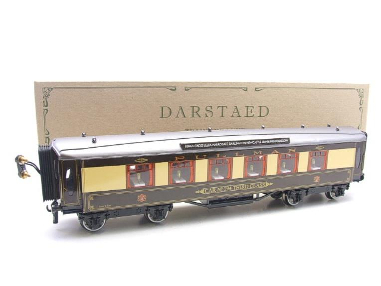 "Darstaed O Gauge Parlour 3rd ""Car No 194 3rd Class""  Pullman Coach image 20"