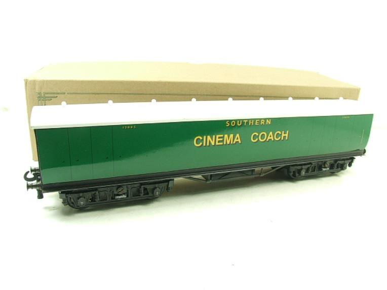 "Ace Trains Wright Overlay Series O Gauge SR ""Cinema"" Coach R/N 1308 Boxed image 15"