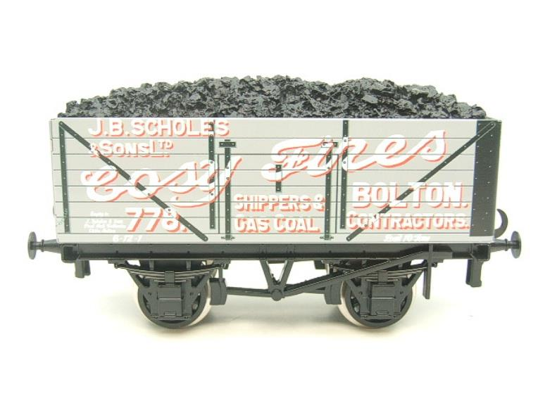 "Ace Trains O Gauge G/5 WS4 Private Owner ""North West"" Coal Wagons x3 Set 4 Bxd image 13"