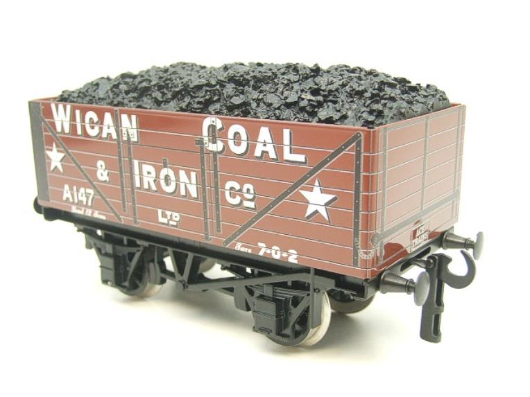 "Ace Trains O Gauge G/5 WS4 Private Owner ""North West"" Coal Wagons x3 Set 4 Bxd image 14"