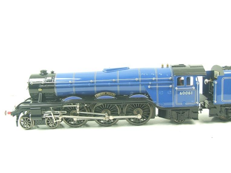 "Ace Trains O Gauge E6 BR Blue A3 Pacific ""Pretty Polly"" R/N 60061 Electric Boxed image 11"