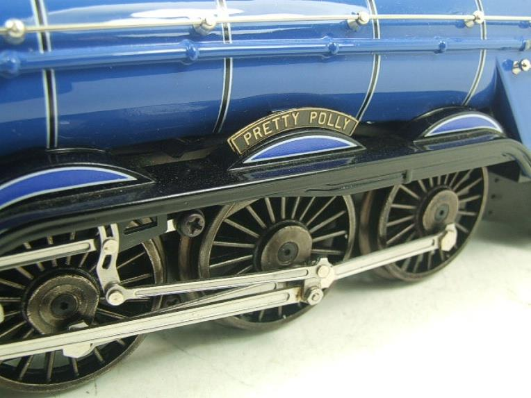 "Ace Trains O Gauge E6 BR Blue A3 Pacific ""Pretty Polly"" R/N 60061 Electric Boxed image 13"