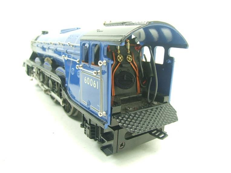 "Ace Trains O Gauge E6 BR Blue A3 Pacific ""Pretty Polly"" R/N 60061 Electric Boxed image 14"