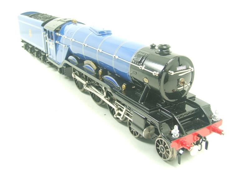 "Ace Trains O Gauge E6 BR Blue A3 Pacific ""Pretty Polly"" R/N 60061 Electric Boxed image 16"
