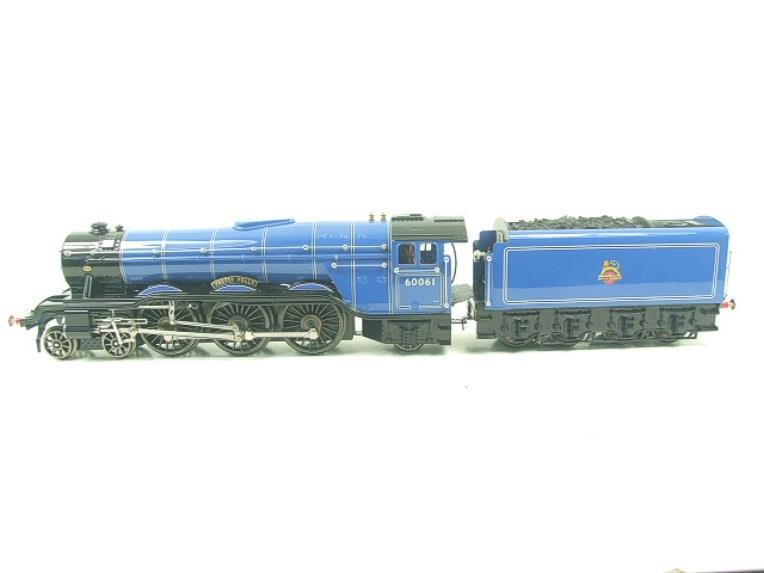 "Ace Trains O Gauge E6 BR Blue A3 Pacific ""Pretty Polly"" R/N 60061 Electric Boxed image 17"
