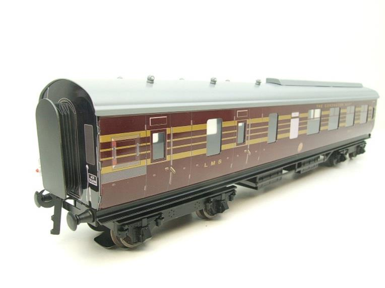 Ace Trains O Gauge C28 A & B Sets & C28K Kitchen & C28 Open 3rd LMS Maroon Coronation x8 Coaches image 20