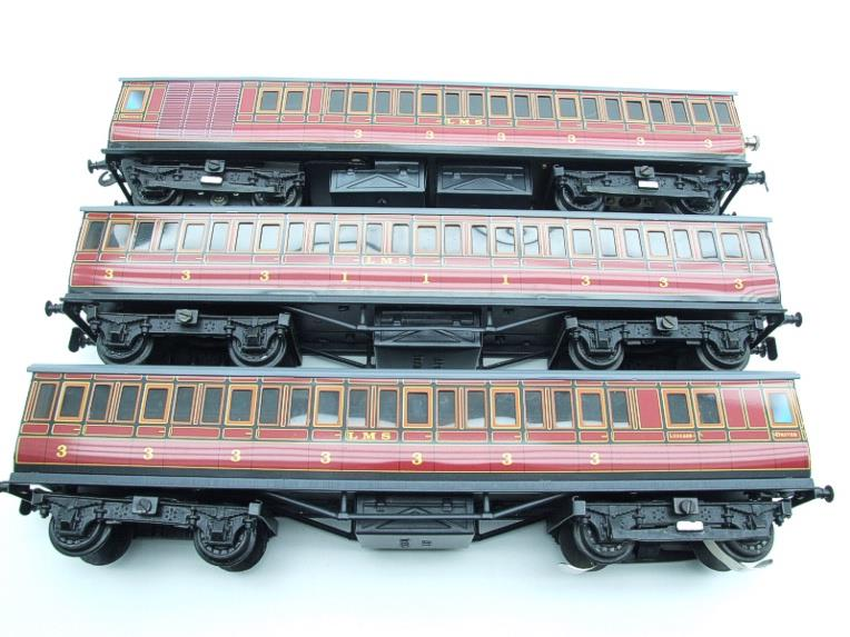 "Ace Trains O Gauge Richmond Set CIE ""LMS EMU"" Electric Multiple Unit Coach Set Electric 3 Rail Bxd image 11"