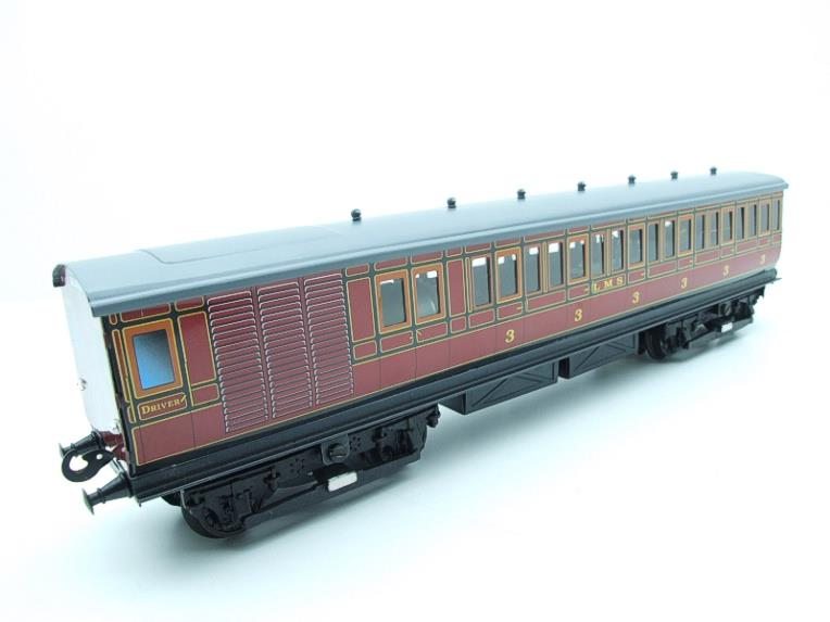 "Ace Trains O Gauge Richmond Set CIE ""LMS EMU"" Electric Multiple Unit Coach Set Electric 3 Rail Bxd image 12"