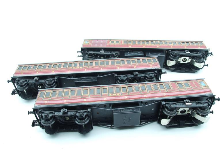 "Ace Trains O Gauge Richmond Set CIE ""LMS EMU"" Electric Multiple Unit Coach Set Electric 3 Rail Bxd image 16"