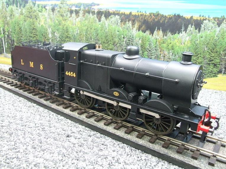 Ace Trains O Gauge E5C Fowler 4F Class 0-6-0 Loco and Tender 4454 LMS Satin Black image 11