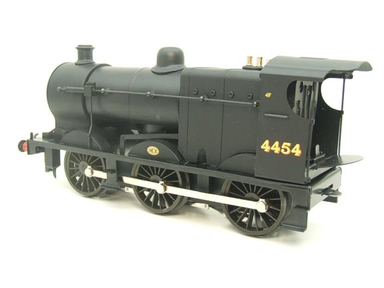 Ace Trains O Gauge E5C Fowler 4F Class 0-6-0 Loco and Tender 4454 LMS Satin Black image 12